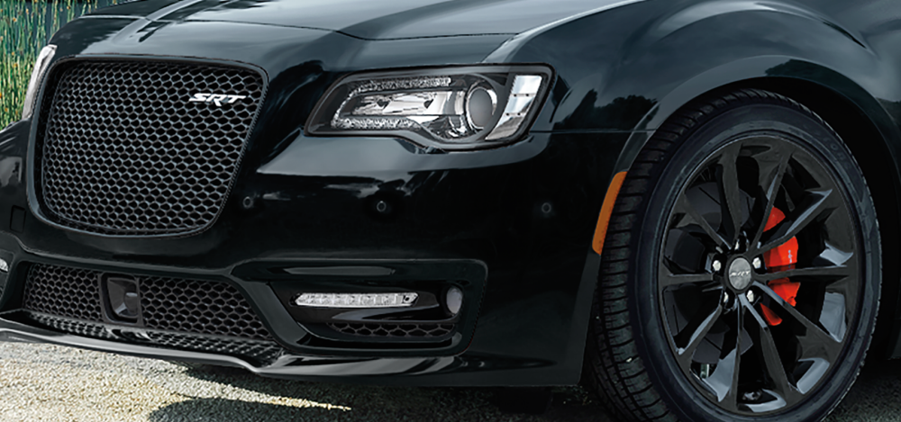 Chrysler 300 Srt Luxury Performance Car